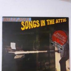 Discos de vinilo: BILLY JOEL. SONGS IN THE ATTIC. GATEFOLD. 1983 ESPAÑA. CBS 32364. DISCO VG+. CARÁTULA VG+.. Lote 278409743