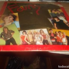 Discos de vinilo: LP - FANS - VERSIONES ORIGINALES. HISPAVOX ESPAÑA 1980- PEDRO MARIN,RADIO FUTURA,LEIF GARRET,MABEL. Lote 278411418
