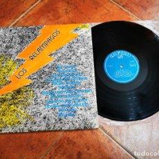 Discos de vinilo: LOS RELAMPAGOS LP VINILO DEL AÑO 1972 ESPAÑA ZAFIRO SERIE ETIQUETA VERDE CONTIENE 12 TEMAS. Lote 278412873