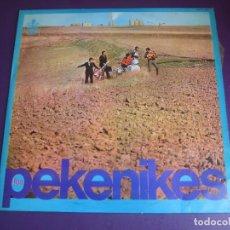 Discos de vinilo: LOS PEKENIKES - LP HISPAVOX 1966 HH11-114 EDICION MONO - POCO USO. Lote 278413398