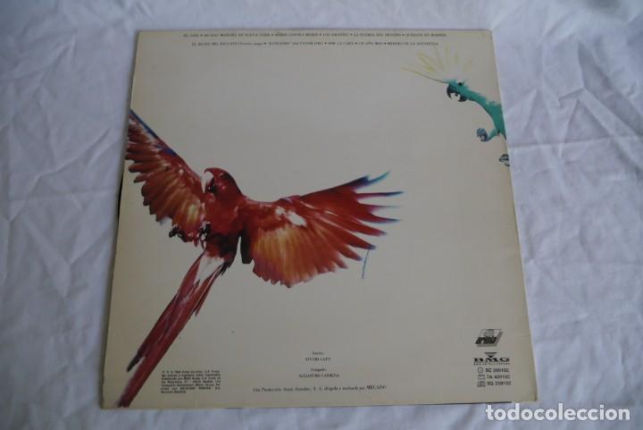 Discos de vinilo: 3 LPs vinilo de Mecano, descanso dominical, entre el cielo y el suelo - Foto 3 - 278416938