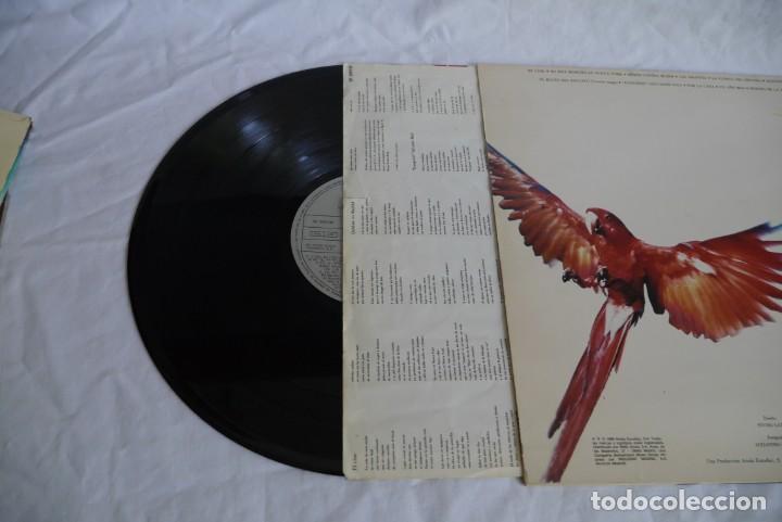 Discos de vinilo: 3 LPs vinilo de Mecano, descanso dominical, entre el cielo y el suelo - Foto 4 - 278416938