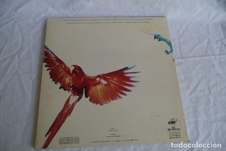 Discos de vinilo: 3 LPs vinilo de Mecano, descanso dominical, entre el cielo y el suelo - Foto 7 - 278416938