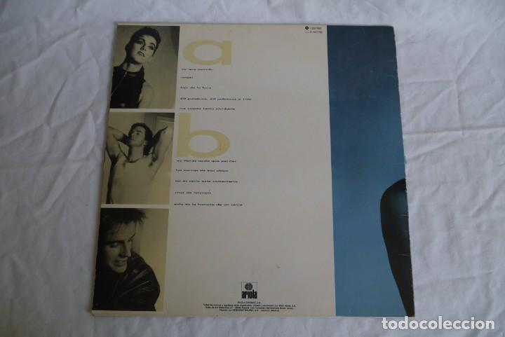 Discos de vinilo: 3 LPs vinilo de Mecano, descanso dominical, entre el cielo y el suelo - Foto 12 - 278416938