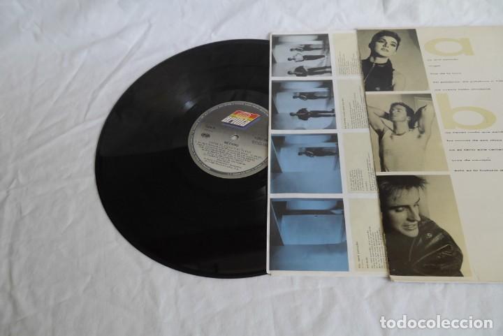 Discos de vinilo: 3 LPs vinilo de Mecano, descanso dominical, entre el cielo y el suelo - Foto 13 - 278416938