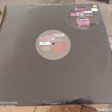 """Discos de vinilo: BOZA, JOHN DAHLBÄCK - LOS MEJORES TRACKS DE MIAMI WINTER MUSIC CONFERENCE 2008 (VINYL 1) (12""""). Lote 278420153"""