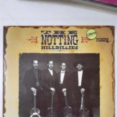 Discos de vinilo: THE NOTTING HILLBILLIES. MISSING. ESPAÑA 1990. 842 671 - 1(AR). DISCO VG++. CARÁTULA VG++.. Lote 278422518