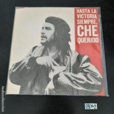 Disques de vinyle: HASTA LA VICTORIA SIEMPRE CHE QUERIDO. Lote 278424433