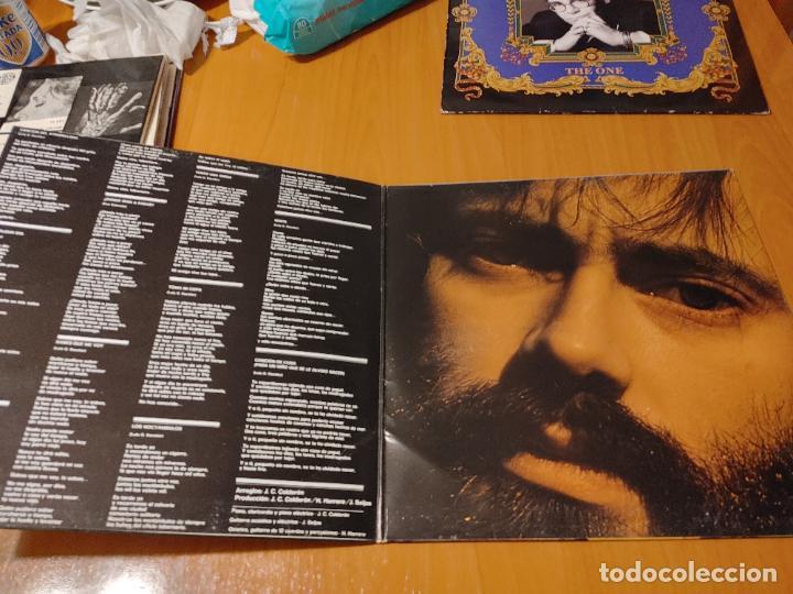 Discos de vinilo: SIMONE (LUIS GÓMEZ ESCOLAR). CBS. SPAIN 1974 LP + DOBLE CUBIERTA (JUAN CARLOS CALDERON) CANTAUTORR - Foto 2 - 278426703