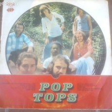 Discos de vinilo: POP TOPS VINILO. Lote 278430953