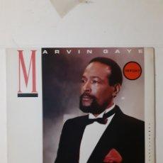 Discos de vinilo: MARVIN GAYE. ROMANTICALLY YOURS. CBS 26783. 1986 ENGLAND. DISCO VG++. CARÁTULA VG++.. Lote 278431703