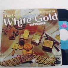 Discos de vinilo: THE LOVE UNLIMITED ORCHESTRA-SINGLE SATIN SOUL. Lote 278431983