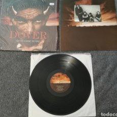 Discos de vinilo: DOVER – DEVIL CAME TO ME VINILO LP ED. ORIGINAL 1997 21.116 LP SUBTERFUGE. Lote 278433918
