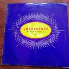 Discos de vinilo: UNDERCOVER-BAKER STREET.MAXI. Lote 278434368