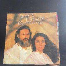 Discos de vinilo: SERGIO ESTIBALIZ. Lote 278436723