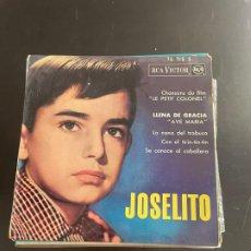 Discos de vinilo: JOSELITO. Lote 278436818