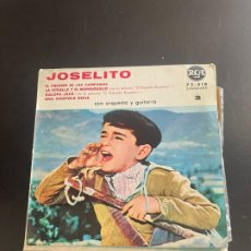Discos de vinilo: JOSELITO. Lote 278436833