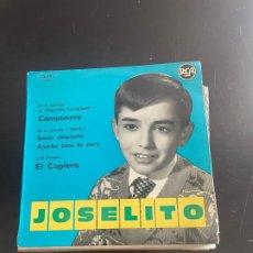 Discos de vinilo: JOSELITO. Lote 278436848