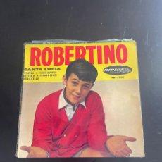 Discos de vinilo: ROBERTINO. Lote 278436898