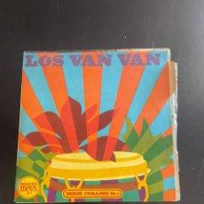 Discos de vinilo: LOS VAN VAN. Lote 278437063
