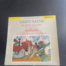 Discos de vinilo: SAINT SAENS. Lote 278437108