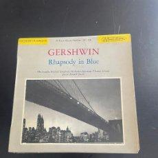 Discos de vinilo: GERSHWIN. Lote 278437183