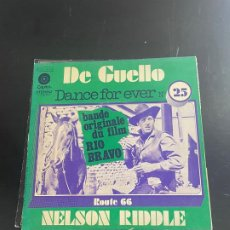 Discos de vinilo: NELSON RIDDLE. Lote 278437273