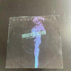 Discos de vinilo: INDUSTRIAL DISEASE. Lote 278437693