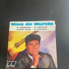 Discos de vinilo: NINO DE MURCIA. Lote 278437933