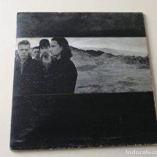Discos de vinilo: U2 - THE JOSHUA TREE, CARPETA DOBLE - INSERTO - EDICIÓN MEXICANA - LEER DESCRIPCIÓN. Lote 278442773