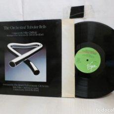 Discos de vinilo: MIKE OLDFIELD ----THE ORCHESTRAL TUBULAR BELLS--1975 -VIRGIN--MADRID-POLYGRAM-. Lote 278446283