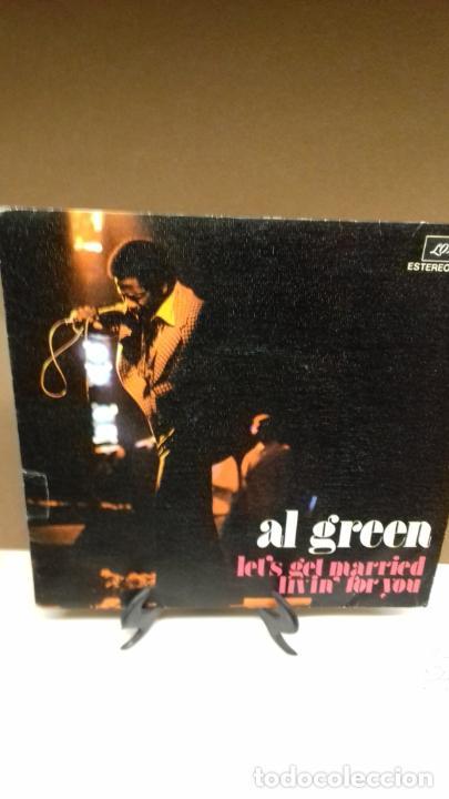 ALLÍ GREEN LE GET,S MARRIED (Música - Discos - Singles Vinilo - Funk, Soul y Black Music)