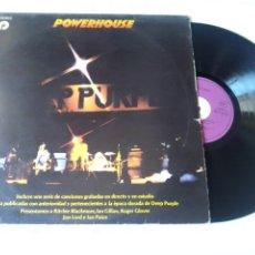 Discos de vinilo: DEEP PURPLE LP POWERHOUSE 1977. Lote 278453788