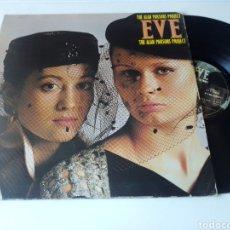 Discos de vinilo: THE ALAN PARSONS PROJECT LP EVE 1979 GATEFOLD VG+. Lote 278454388