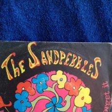 Discos de vinilo: THE SANDPEBLES .FORGETIT-PSYCHEDELIC TECNICOLOR DREAM. Lote 278455048