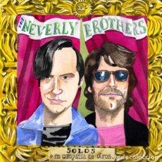 Discos de vinilo: THE NEVERLY BROTHERS - SOLOS O EN COMPAÑÍA DE OTROS TRILOBITE LP NUEVO, PRECINTADO. Lote 278458078