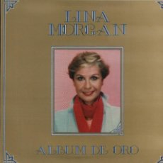 Discos de vinilo: LINA MORGAN - ALBUM DE ORO / 2 LP ALBUM RCA DE 1981 / DOBLE PORTADA / BUEN ESTADO RF-9931. Lote 278458663
