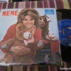 Discos de vinilo: EP NENE MALASOMBRA COLUMBIA 80960 TRI CENTER. Lote 278459273