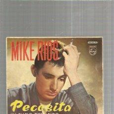 Discos de vinilo: MIGUEL RIOS PECOSITA + REGALAZO SORPRESA. Lote 278462443