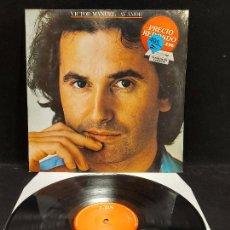 Discos de vinilo: VICTOR MANUEL / AY AMOR / LP - CBS-1981 / MBC. ***/***. Lote 278469373
