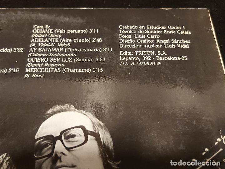 Discos de vinilo: LOS GUACAMAYOS / SIN FRONTERAS / LP - CUSPIDE - 1981 / MBC. ***/*** - Foto 4 - 278469813