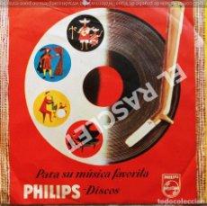 Discos de vinilo: MAGNIFICO SINGLE DE : ROSITA FERRER - ESTOY SOLA. Lote 278469928