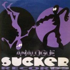 Discos de vinilo: SUCKER (3) – ANALOGUE. Lote 278471023