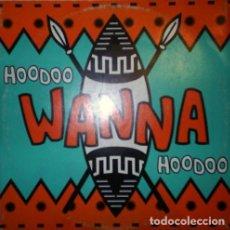 Discos de vinilo: D.S.P. (3) – HOODOO WANNA. Lote 278471783