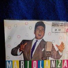 Discos de vinilo: MARIO LANZA .BEGUIN THE BEGINE3 MAS. Lote 278472598