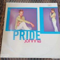 "Discos de vinilo: JOHNNA - PRIDE (12""). Lote 278479078"