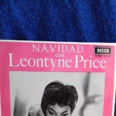 Discos de vinilo: NAVIDAD CON LEONTYNE PRICE. EP 4 CANCIONES. Lote 278482813