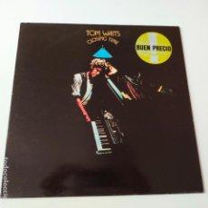 Discos de vinilo: TOM WAITS- CLOSING TIME- SPAIN LP 1985- VINILO CASI NUEVO.. Lote 289606298