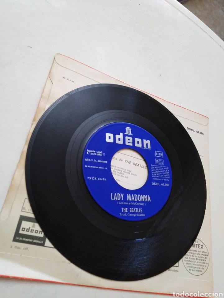 Discos de vinilo: Lote de 3 vinilos THE BEATLES ( leer descripción ) - Foto 4 - 278487123