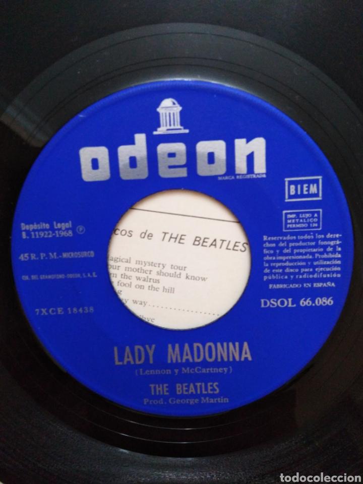 Discos de vinilo: Lote de 3 vinilos THE BEATLES ( leer descripción ) - Foto 5 - 278487123